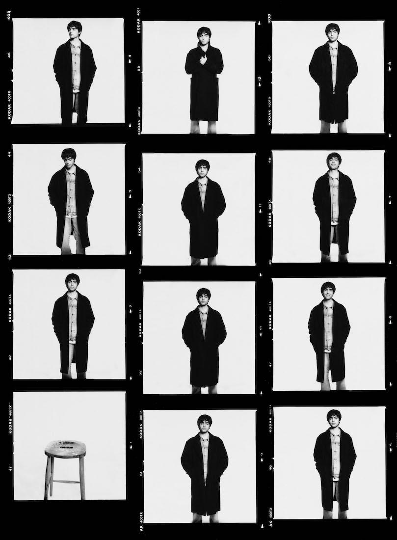 177 5619 Lennon Gallagher Zara Man Contact Sheet A