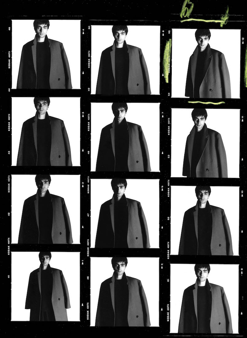 177 5619 Lennon Gallagher Zara Man Contact Sheet K